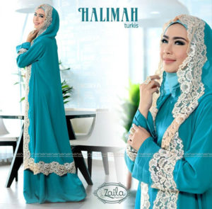 model baju muslim lebaran 2017