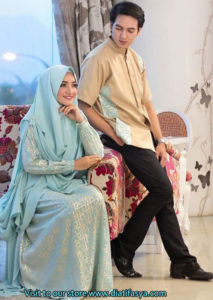 baju muslim couple 2017