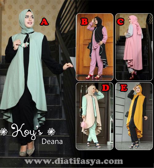baju muslim modis online shop