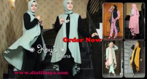 model baju muslim trendy 2017