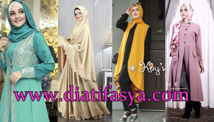 baju muslim branded online shop