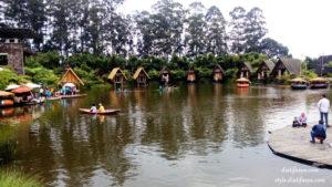 wisata keluarga dusun bambu