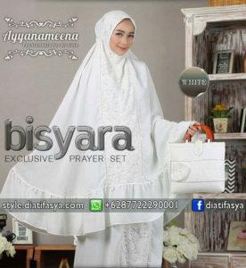 mukena bisyara by ayyanameena
