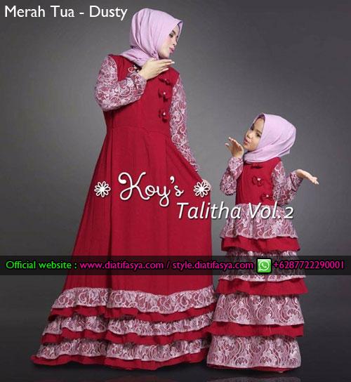 Talitha Couple Vol2 By Koys