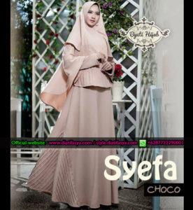 model hijab syari terbaru
