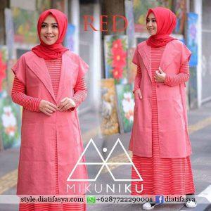 baju casual hijaber 2017