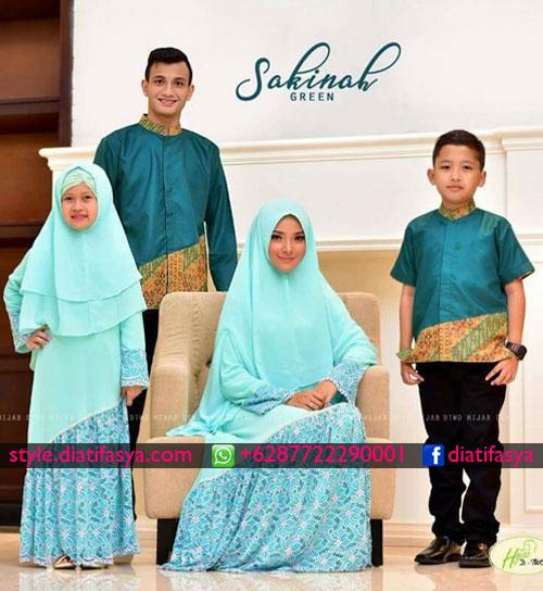 baju keluarga untuk lebaran 2017