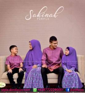 model baju keluarga untuk lebaran 2017