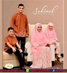 baju muslim keluarga model 2017