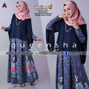 queensha baju muslim balimo