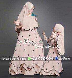 model baju anak perempuan muslim