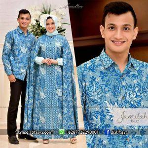 model baju couple muslim jamilah