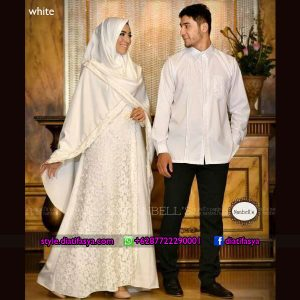 model gaun pesta 2017 muslim