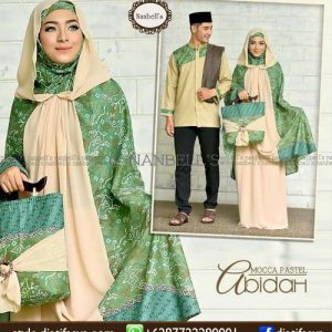 mukena couple set 2017 terbaru