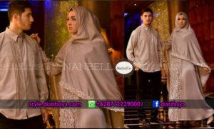 nanbells branded baju muslim