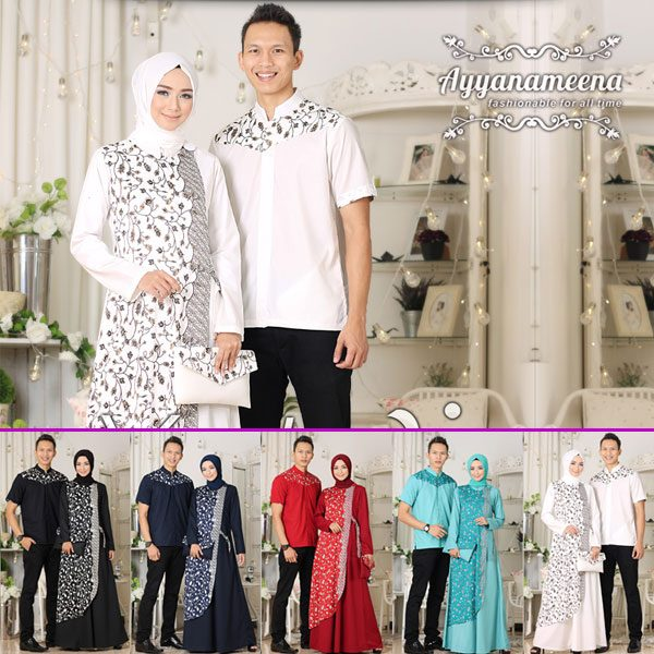Batik Couple Edition Ayyanameena Yashwin