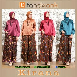 Kirana set by Efandoank