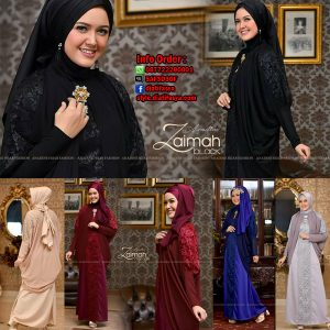 Zaimah by Anadine hijab fashion