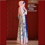 baju muslim trendy terbaru 2017
