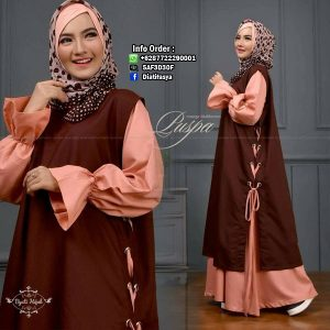 dress simple elegan terbaru 2017