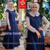 dress simple untuk hijaber