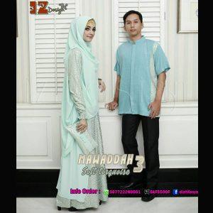 gamis syar'i couple 2017