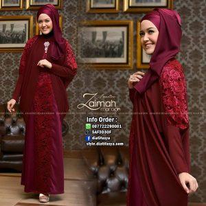 model dress cantik muslim 2017