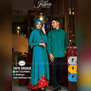 model dress muslim lebaran 2017