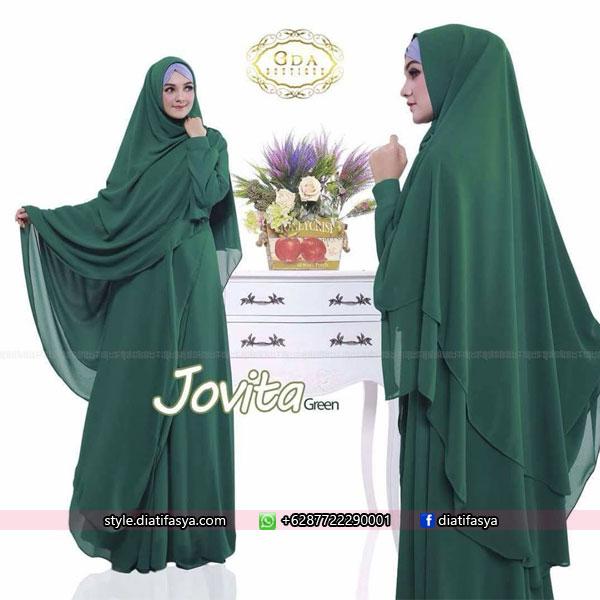 Gamis Syar I Jovita By Gda
