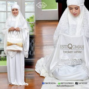 Mukena Istiqomah by Zaila Fashion