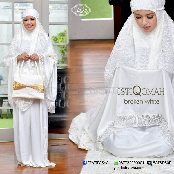 Mukena Istiqomah by Zaila Fashion