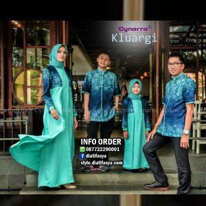 baju muslim keluarga untuk lebaran 2017