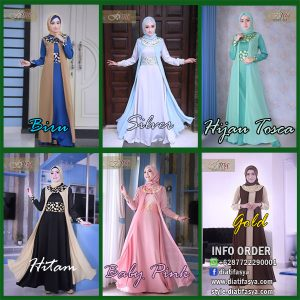 raesha by fitria style brand