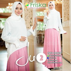 blouse hijab terbaru 2017