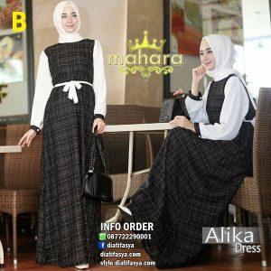 dress hijaber trendy alika