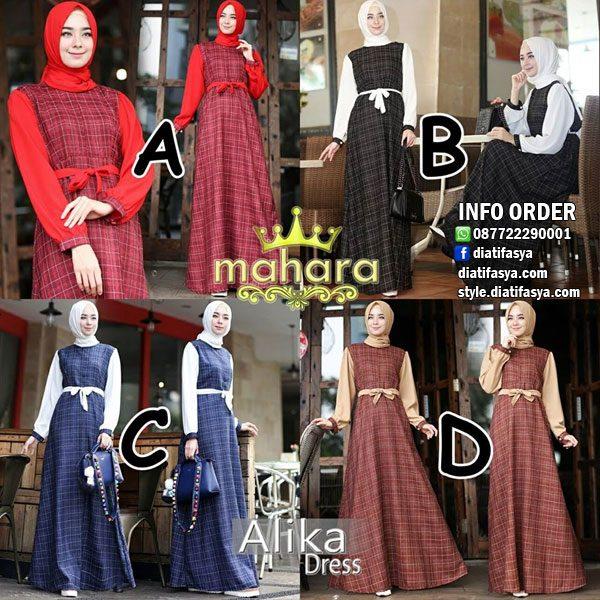 Alika dress by mahara