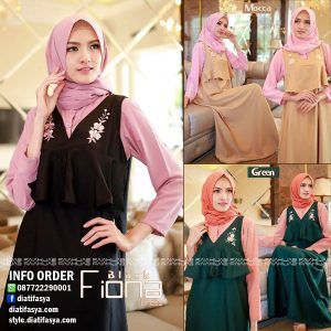fiona dress by raia hijab
