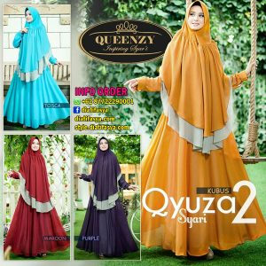 qyuza syari 2 by Queenzy