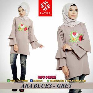 atasan hijab model blouse terbaru 2017 2018