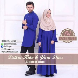 baju muslim keluarga 2017