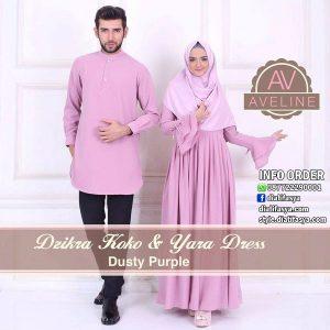 baju muslim modern keluarga