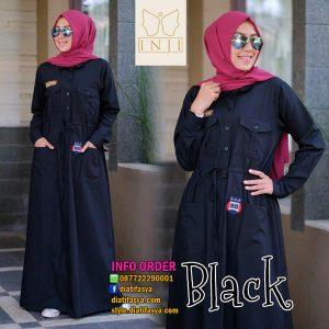 dress hijab casual terbaru