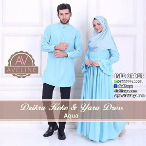 dress muslim family set