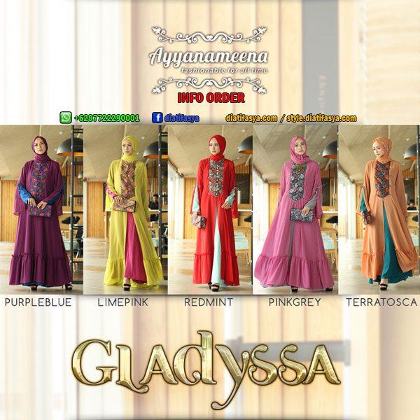 Gladyssa by Ayyanameena