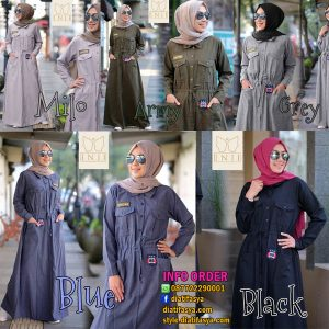 Hijab Casual Rania by INJI