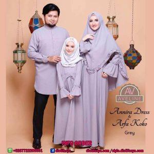 baju muslim keluarga syari 2018