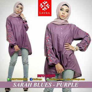 model blus muslim remaja