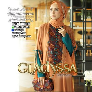 model dress pesta hijab 201